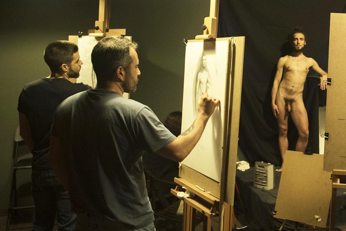 Clases en Estudio Nigredo - Academia de Pintura y Dibujo